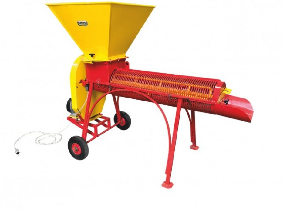 Almond Huller, Peeler Machines