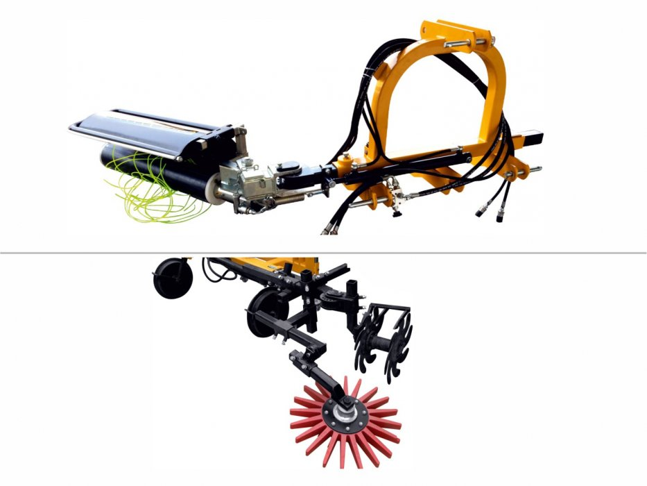 Interrow Weed Control Equipments