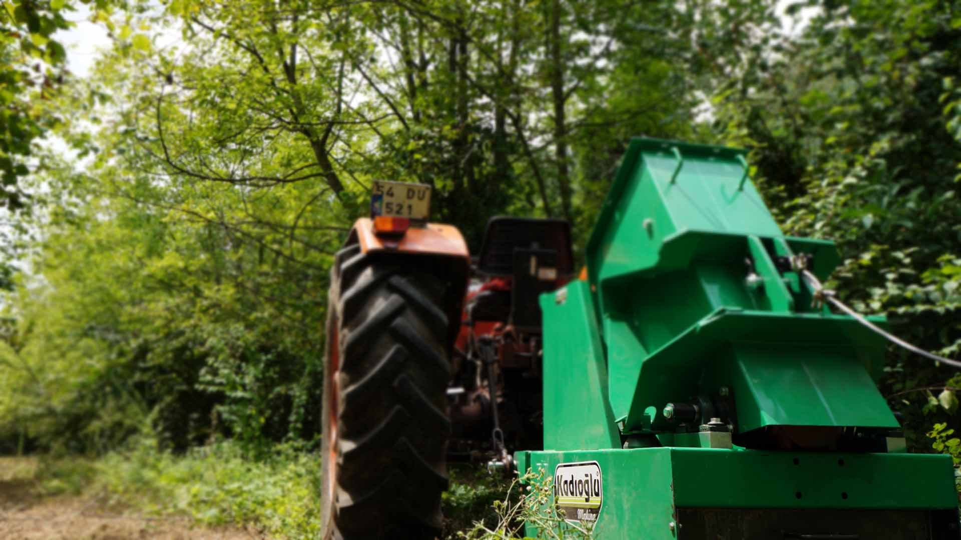 Our Walnut Harvest Machines are easy to use and very cost effective.